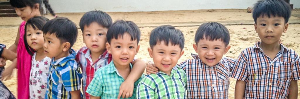 Château Palmer et Sotheby's se mobilisent pour les enfants de Mai Nha